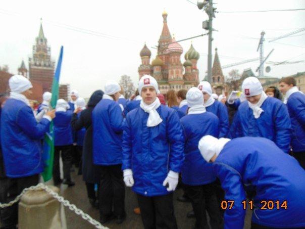 Троицкие школьники приняли участие в параде на Красной площади!, фото-3