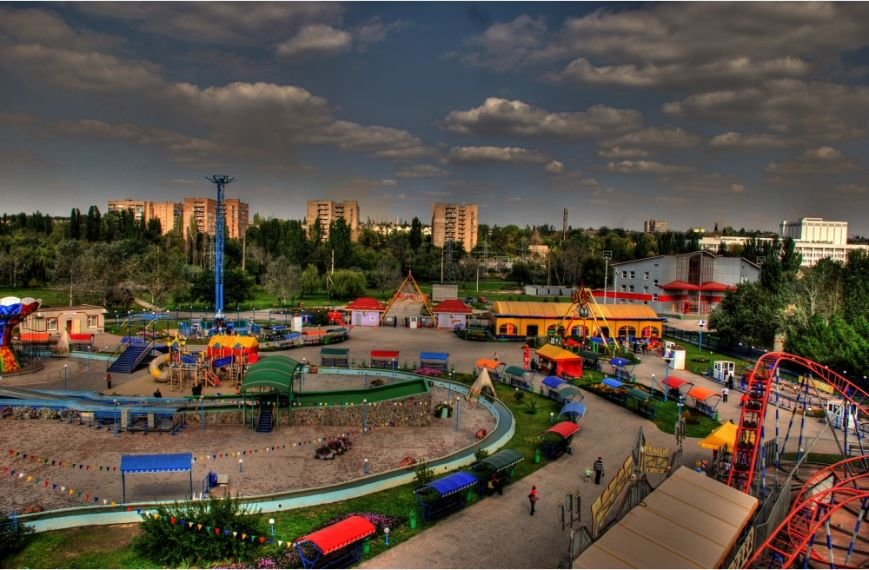 экстрим парк