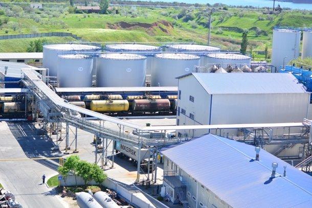 завод маслоэкстрационный в Южном