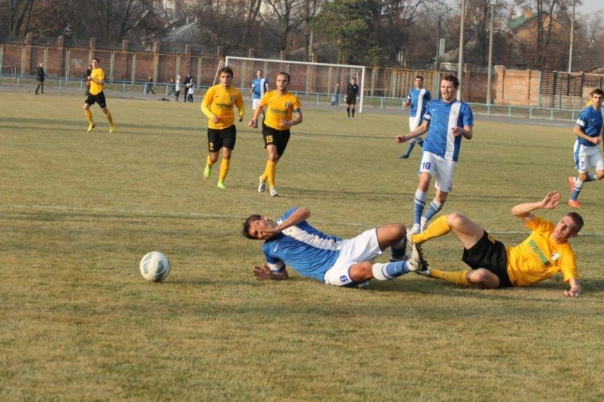 Черниговская «Десна» обыграла лидера первой лиги, фото-7