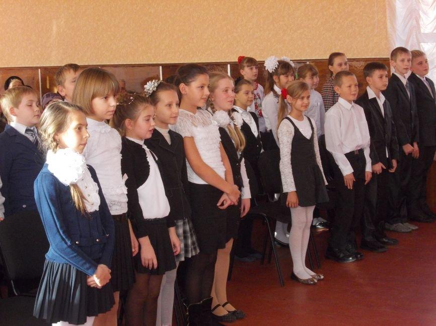 В Красноармейском учебном заведении прошел праздник «Посвящение в гимназисты», фото-3