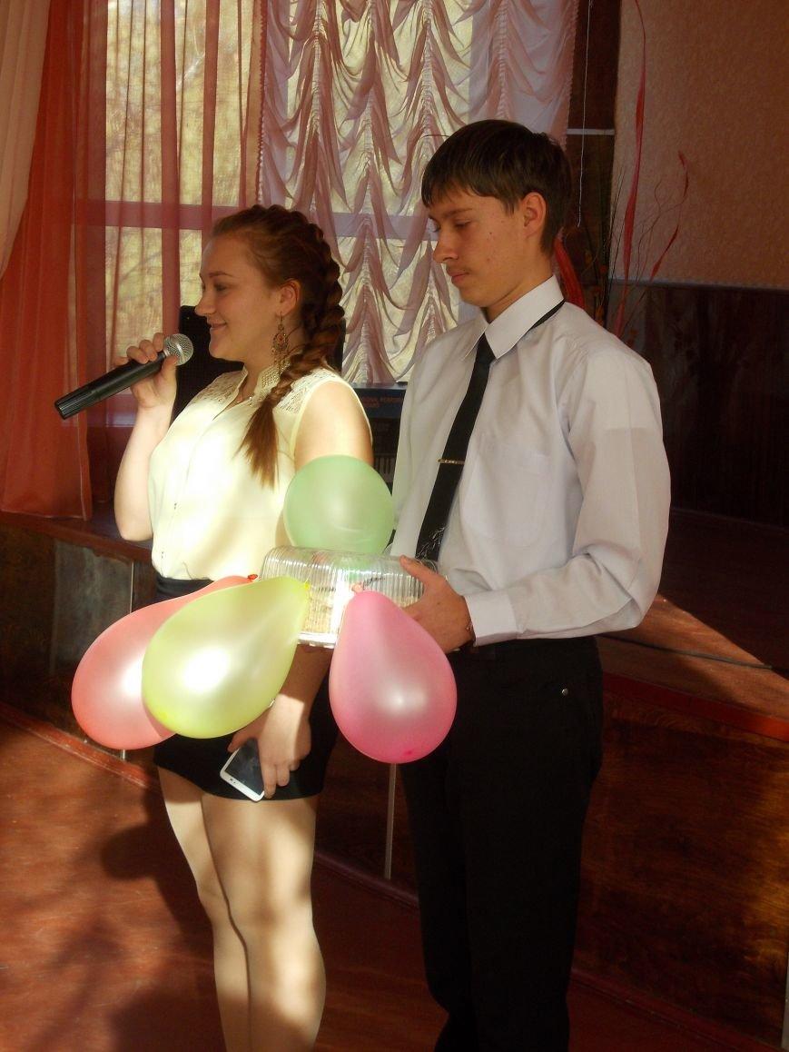В Красноармейском учебном заведении прошел праздник «Посвящение в гимназисты», фото-4