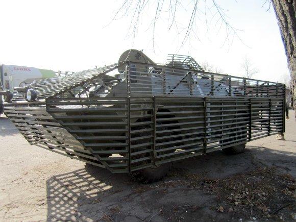 Кировоградщина отправит на восток еще две бронемашины, фото-1