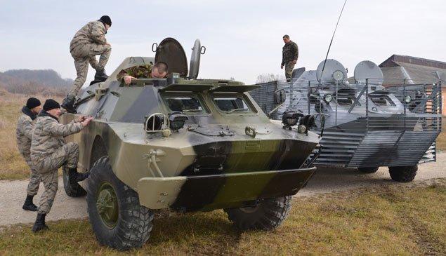 Тернополяни передадуть бойові спецавтомобілі загонам, які несуть службу на сході України (фото), фото-3