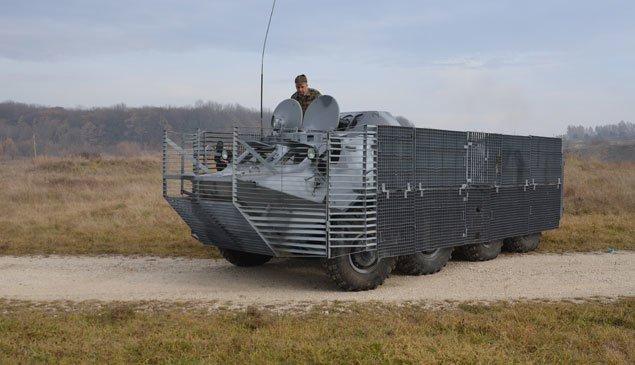 Тернополяни передадуть бойові спецавтомобілі загонам, які несуть службу на сході України (фото), фото-4