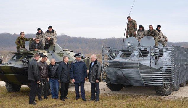 Тернополяни передадуть бойові спецавтомобілі загонам, які несуть службу на сході України (фото), фото-1