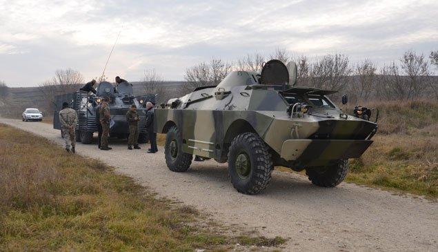 Тернополяни передадуть бойові спецавтомобілі загонам, які несуть службу на сході України (фото), фото-2