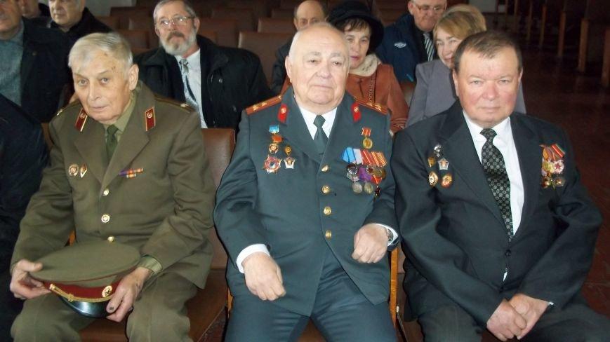 В Красноармейском горотделе чествовали ветеранов органов внутренних дел, фото-2