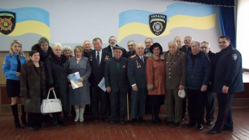 В Красноармейском горотделе чествовали ветеранов органов внутренних дел, фото-1