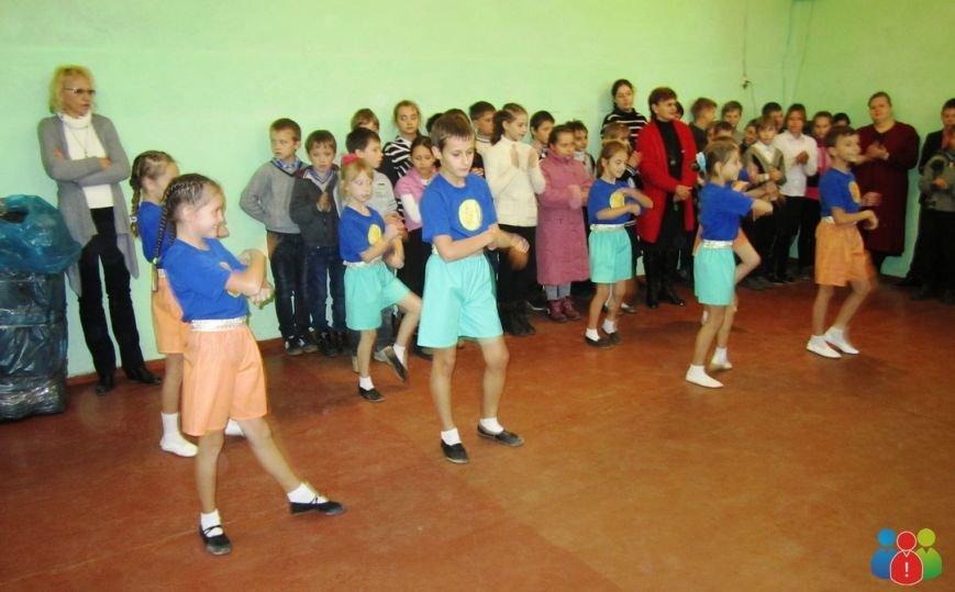 В Кривом Роге благотворительный фонд отремонтировал школьный спортзал (ВИДЕО), фото-1