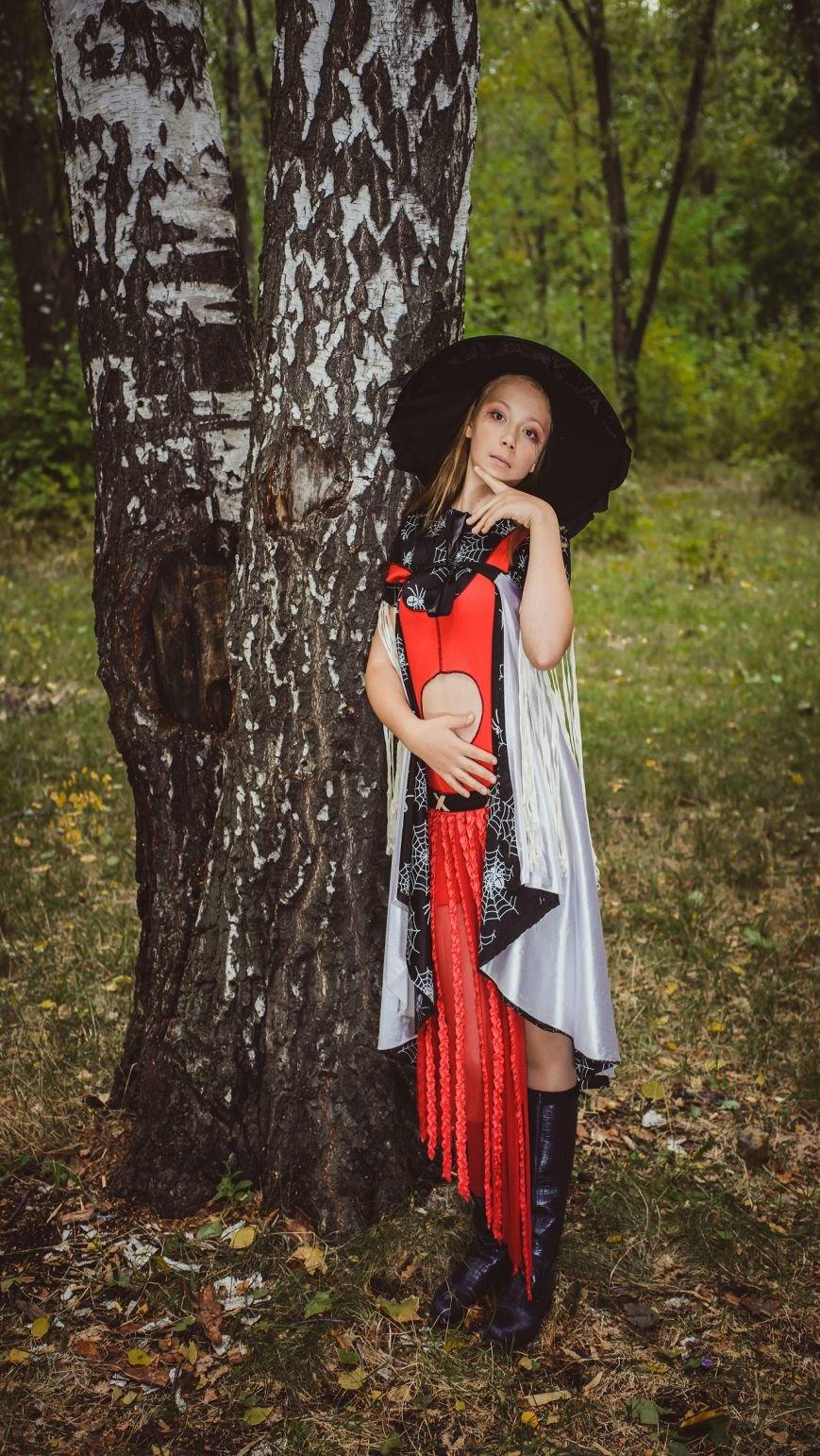Юные красноармейчанки выиграли Международный фотоконкурс «Ведьмы модное мгновение», фото-1