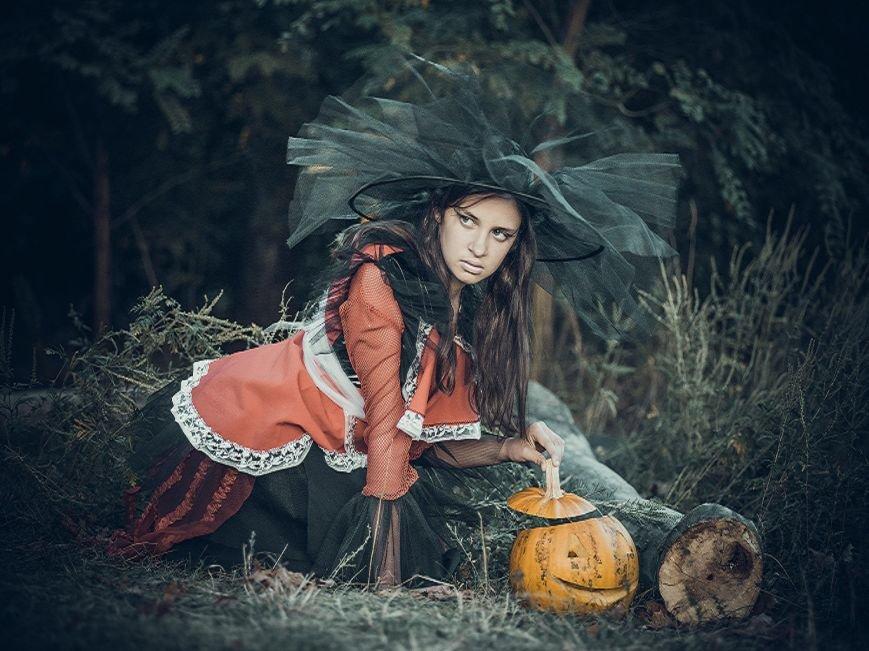 Юные красноармейчанки выиграли Международный фотоконкурс «Ведьмы модное мгновение», фото-2