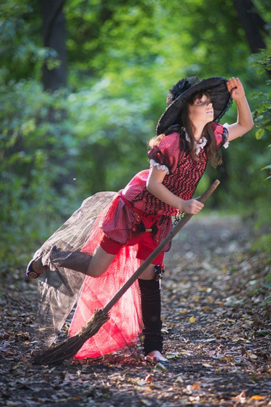 Юные красноармейчанки выиграли Международный фотоконкурс «Ведьмы модное мгновение», фото-3