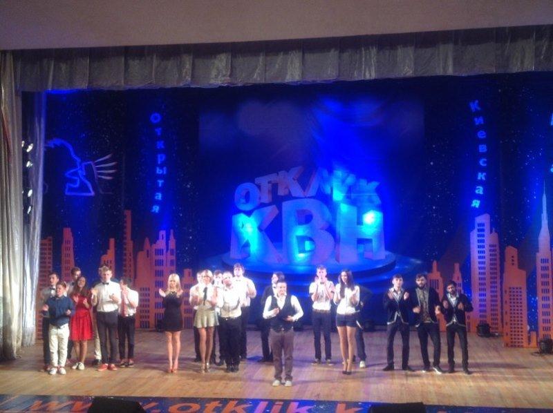 Команда СумГУ приняли участие в двух межрегиональных лигах КВН (ФОТО), фото-3