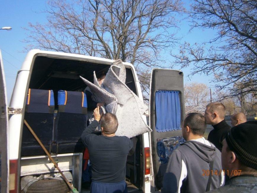 Гуманитарную помощь бойцам Нацгвардии доставили криворожские волонтеры (ФОТО), фото-4