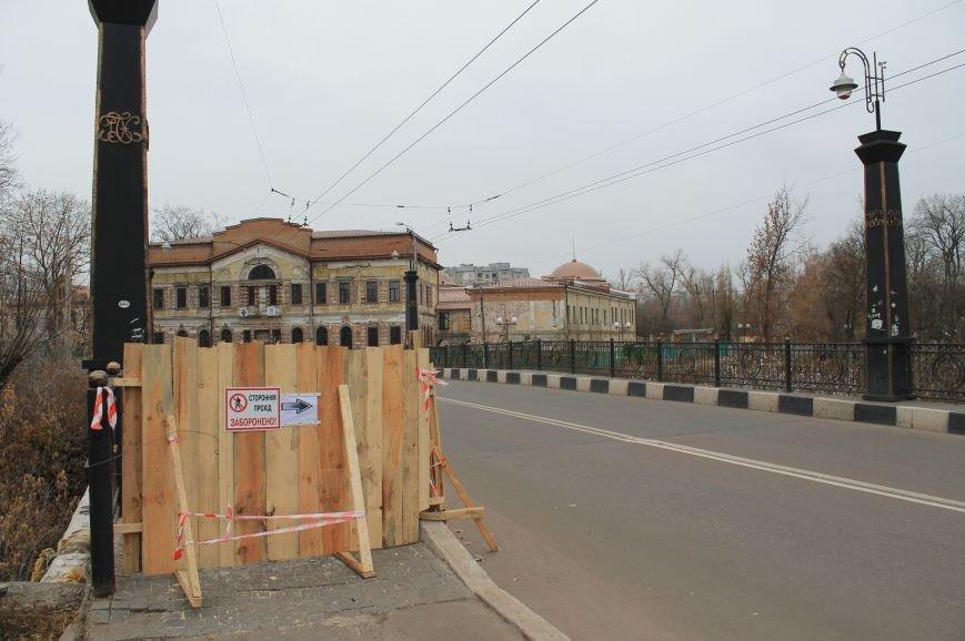 В Сумах  разрыли Троицкий мост: «Сумыоблэнерго» прокладывает электросиловой кабель (ФОТО), фото-2