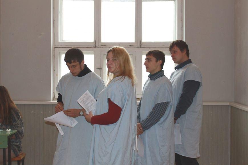 Запорожские студенты сдали кровь для раненных бойцов АТО (ФОТО), фото-8