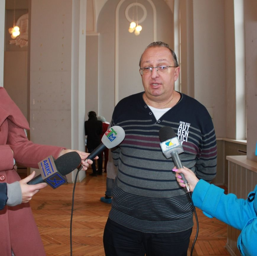 Запорожские студенты сдали кровь для раненных бойцов АТО (ФОТО), фото-5