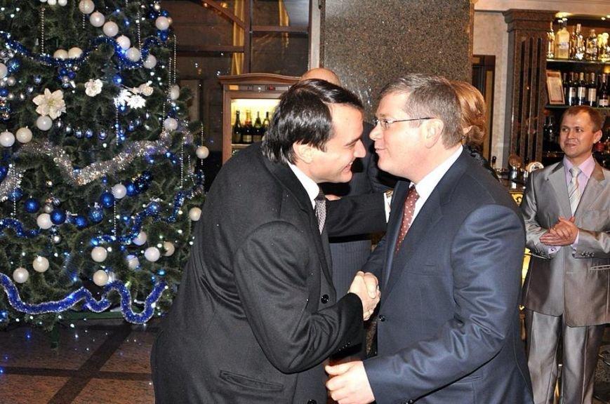 Борис Филатов заявил, что Охендовский «подхарчевывался у Вилкула», пока в Киеве избивали людей, фото-3