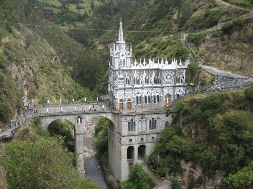 Церковь, от вида которой захватывает дух, фото-3