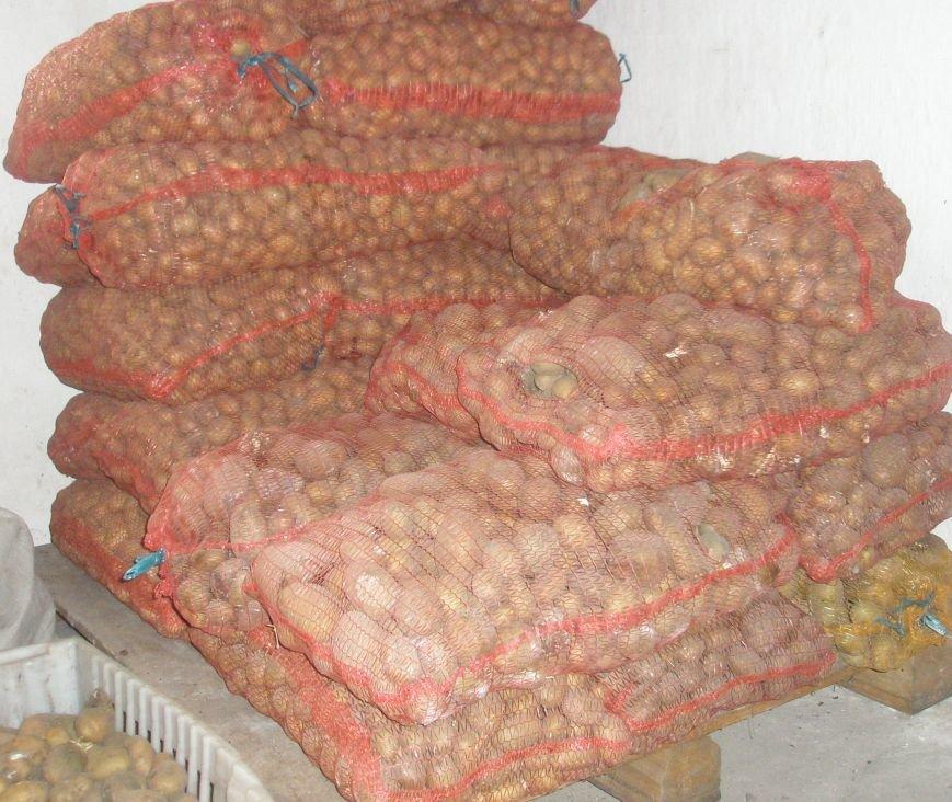 Мариупольские осужденные запаслись капустой и консервами (ФОТО), фото-1