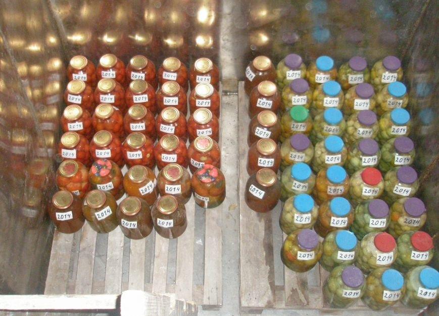 Мариупольские осужденные запаслись капустой и консервами (ФОТО), фото-4