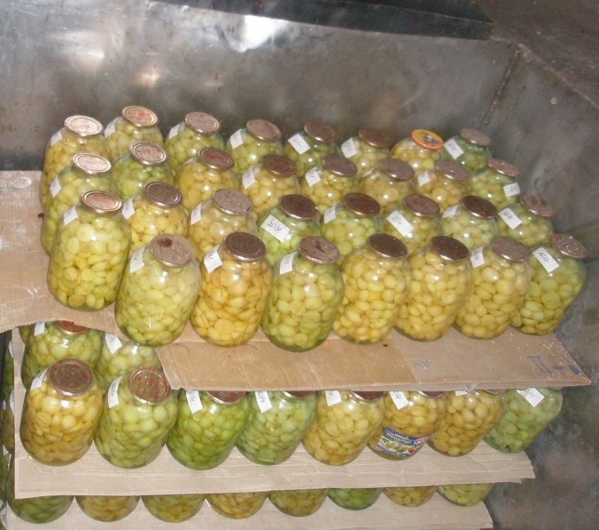 Мариупольские осужденные запаслись капустой и консервами (ФОТО), фото-5