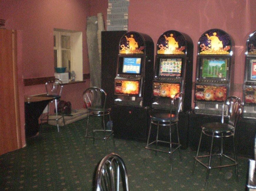 Подпольное казино Кривого Рога лишилось своих «одноруких бандитов», фото-1
