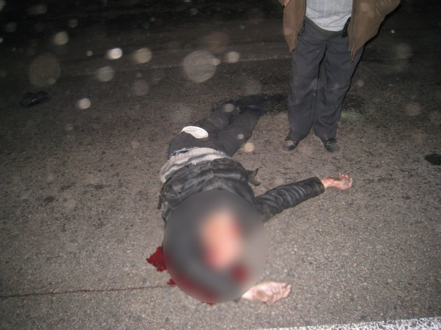 На Сумщине фура насмерть сбила велосипедиста (ФОТО), фото-3