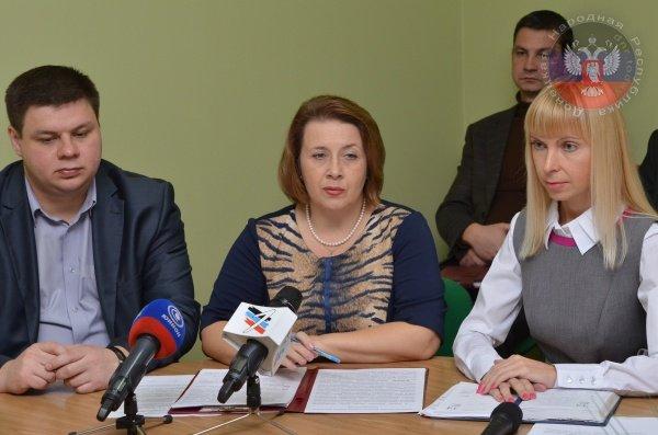 Ректор Донецкого экономического университета заявила, что ее вуз не переедет в Кривой Рог (ФОТО), фото-1