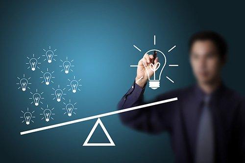 Поиск идей и их реализация