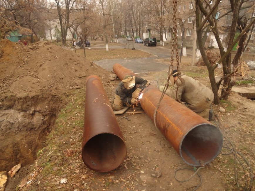 Жители 3-х микрорайонов Мариуполя остались без отопления (ФОТОФАКТ), фото-3