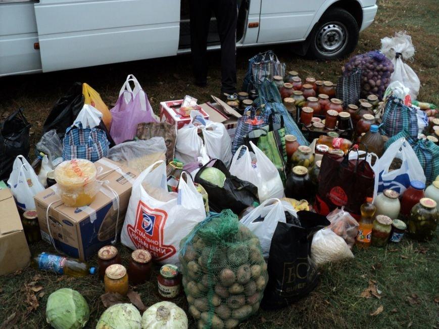 Криворожане передали в зону АТО домашние блюда, за которыми бойцы уже соскучились (ФОТО), фото-2