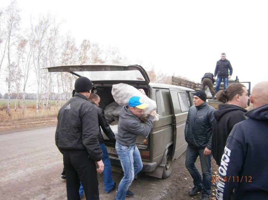 Криворожане передали в зону АТО домашние блюда, за которыми бойцы уже соскучились (ФОТО), фото-8