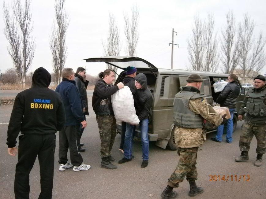 Криворожане передали в зону АТО домашние блюда, за которыми бойцы уже соскучились (ФОТО), фото-3