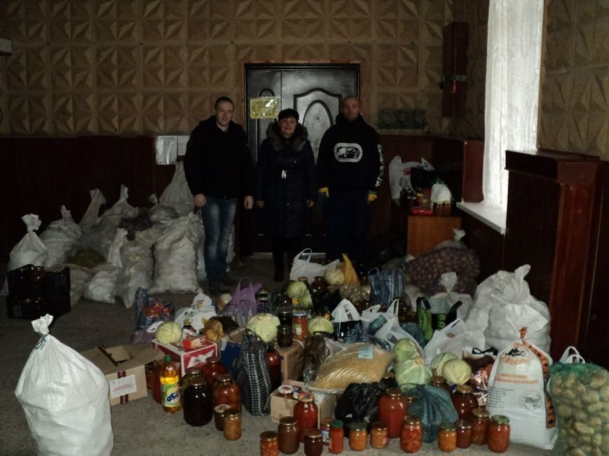 Криворожане передали в зону АТО домашние блюда, за которыми бойцы уже соскучились (ФОТО), фото-1