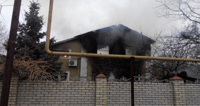 Последствия боевых действий: в Авдеевке снаряд попал в жилой дом (ФОТО, ВИДЕО), фото-1
