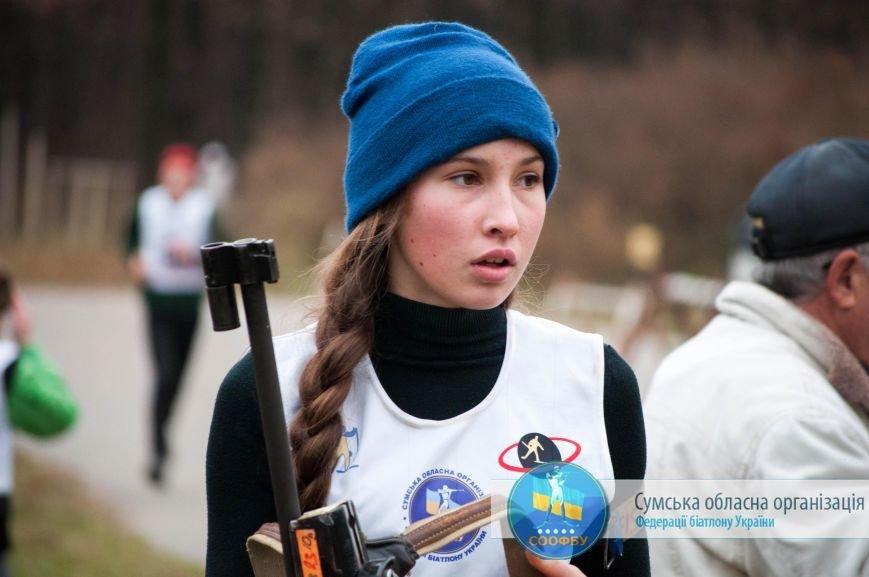 На Сумщині найкращі біатлоністи змагалися за кубок Линника (ФОТО), фото-2