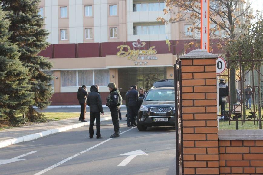 Милиция Кривого Рога  обезвредила бандита, угрожавшего гранатой (ФОТО), фото-3