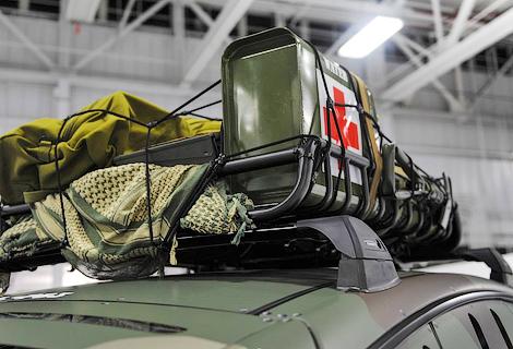 «Тесла» построила «военный» вариант Model S, фото-2