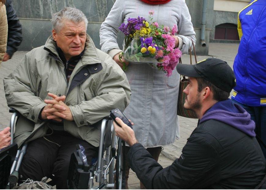 В Запорожье вернулся боец батальона «Донбасс», раненный под Иловайском (ФОТОРЕПОРТАЖ), фото-4