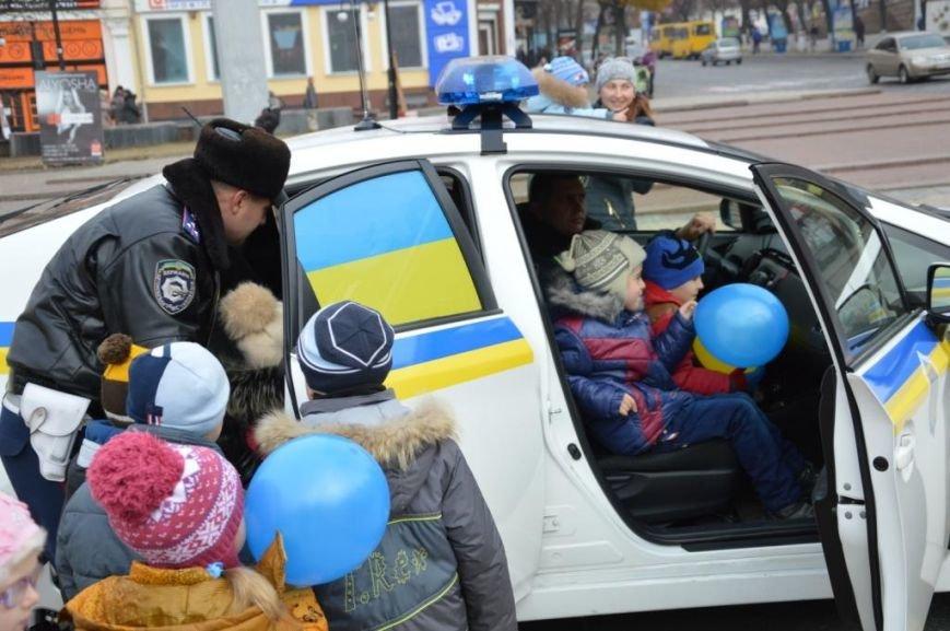 Маленькі пішоходи Кіровограда закликали водіїв дотримуватися безпечної швидкості на дорогах, фото-1