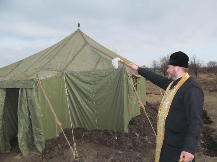 В Мариуполь из Луганска прибыли мощи 12-ти святых воинов (ФОТО), фото-6