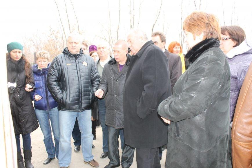 Красноармейск посетил губернатор Донецкой области Александр Кихтенко (ФОТО), фото-4
