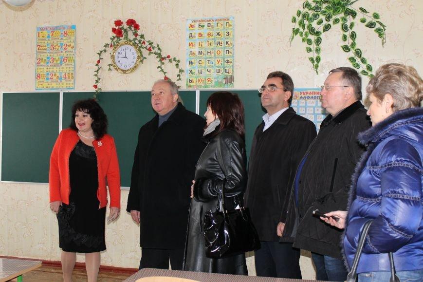 Красноармейск посетил губернатор Донецкой области Александр Кихтенко (ФОТО), фото-11