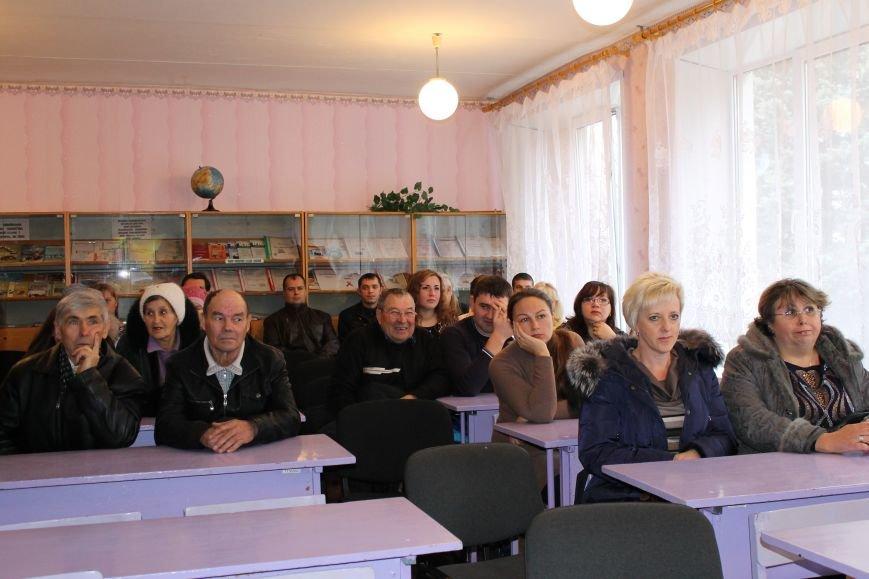 Красноармейск посетил губернатор Донецкой области Александр Кихтенко (ФОТО), фото-12