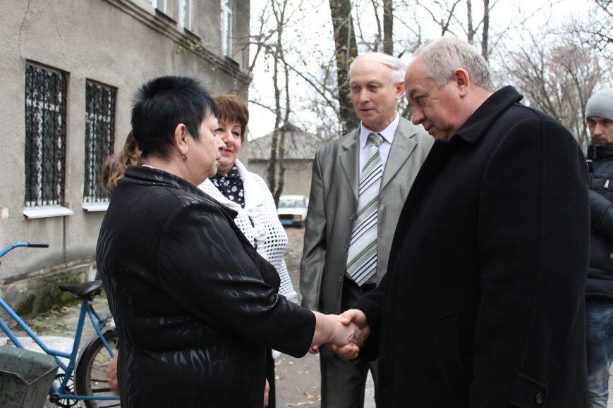 Красноармейск посетил губернатор Донецкой области Александр Кихтенко (ФОТО), фото-22