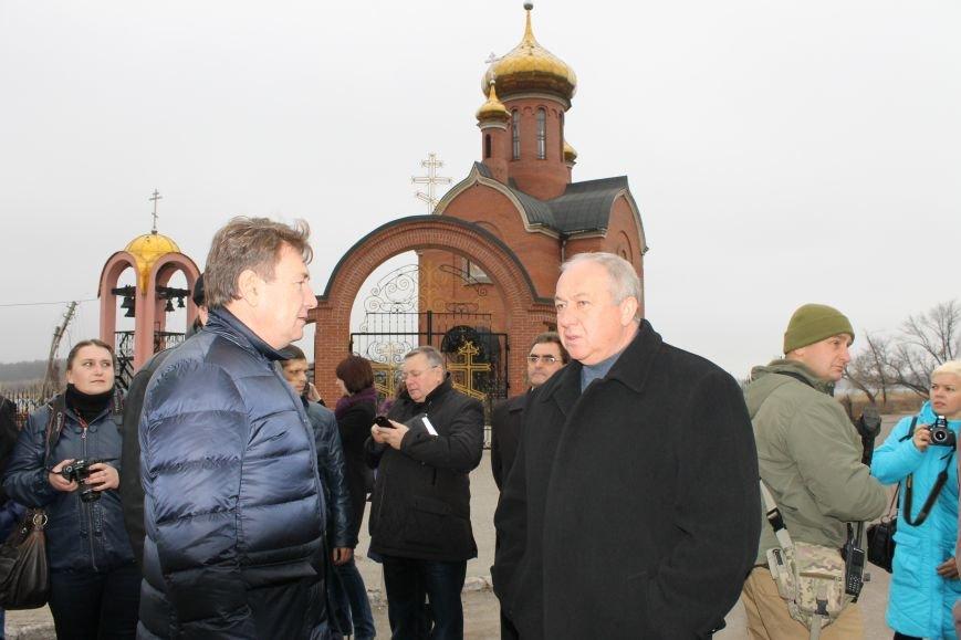 Красноармейск посетил губернатор Донецкой области Александр Кихтенко (ФОТО), фото-1