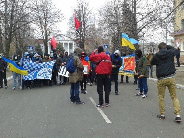 В Красноармейске проходит «Марш патриотов» (ФОТОФАКТ), фото-3