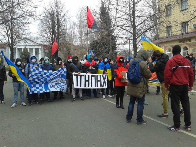 В Красноармейске проходит «Марш патриотов» (ФОТОФАКТ), фото-6